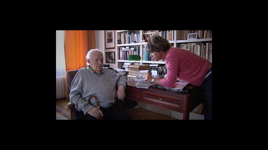 Video Jan Jaroš o Otakaru Vávrovi