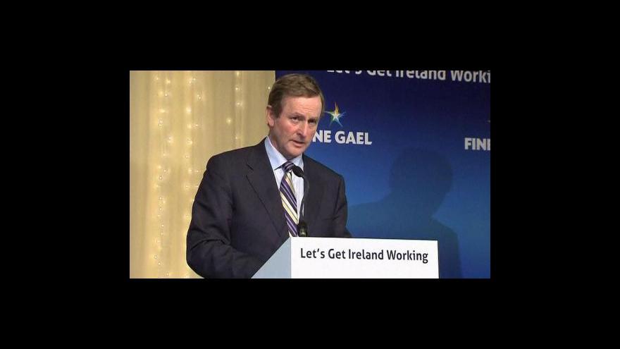 Video V předčasnách irských volbách zvítězila Fine Gael