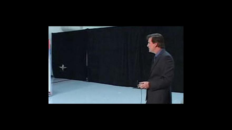 Video Kolibřičí letadélko pomůže armádě USA