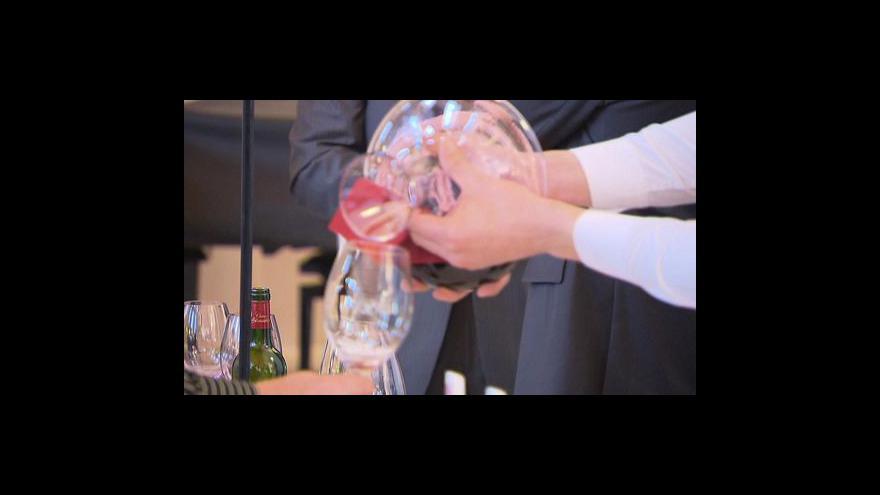 Video Nejlepší česká vína se představují