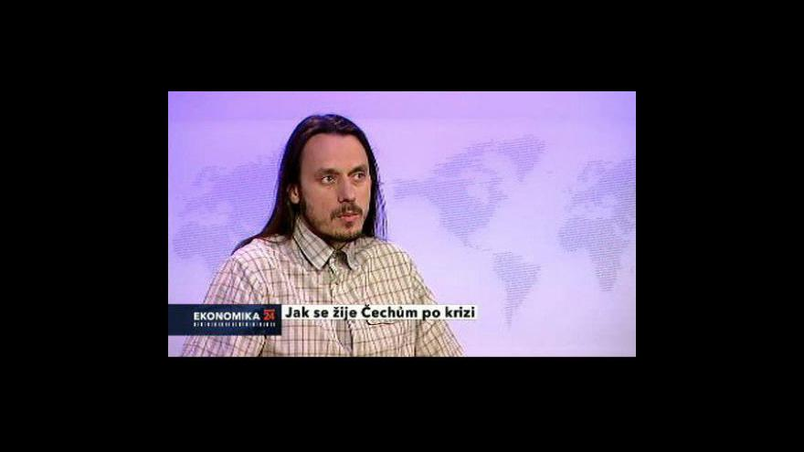 Video Rozhovor s Petrem Soukupem