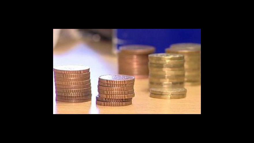 Video Příjmy vs. výdaje