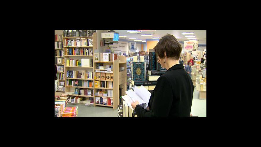 Video Knižní novinky komentuje Radka Denemarková