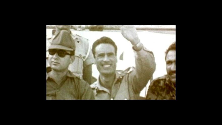 Video Kdo je Muammar Kaddáfí