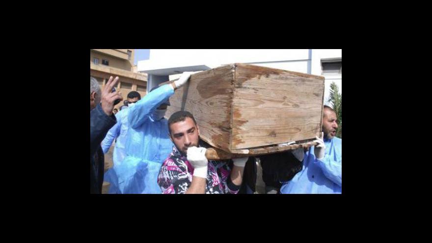 Video Události: Nepokoje v arabských zemích nepolevují