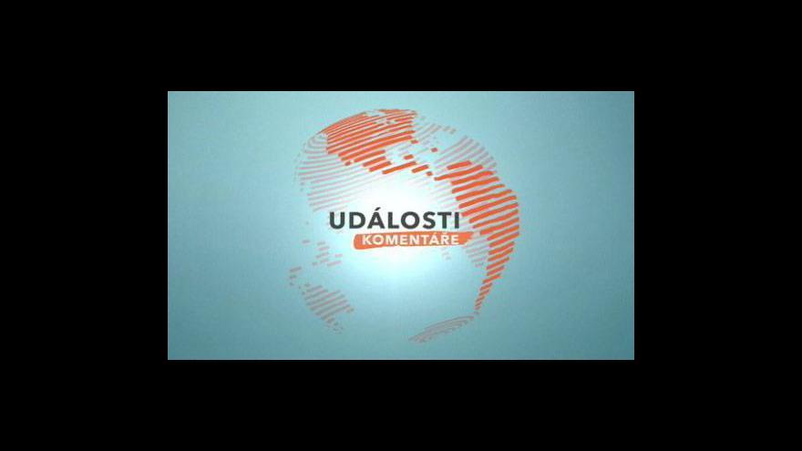 Video Události, komentáře o vztahu Evropy k USA