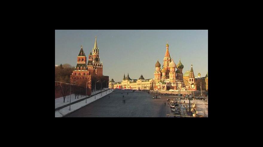 Video Ministr kultury J. Besser v Moskvě