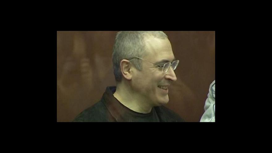 Video Chodorkovskij opět u soudu