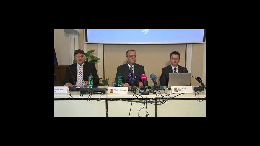 Video Reportáž Jany Čermákové a Olgy Málkové