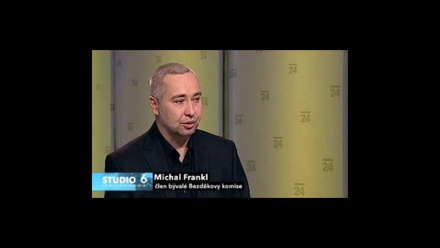 Video Rozhovor s Michalem Franklem