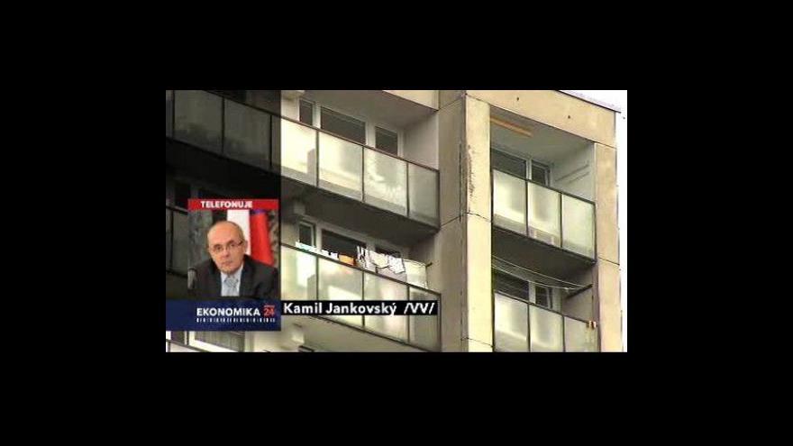 Video Komentář ministra pro místní rozvoj Kamila Jankovského