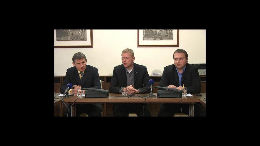 Video Brífink KDU-ČSL k situaci ve zdravotnictví a k penzijní reformě