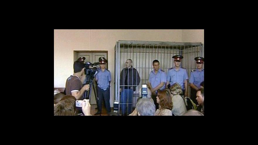 Video Další problém v případu Chodorkovskij