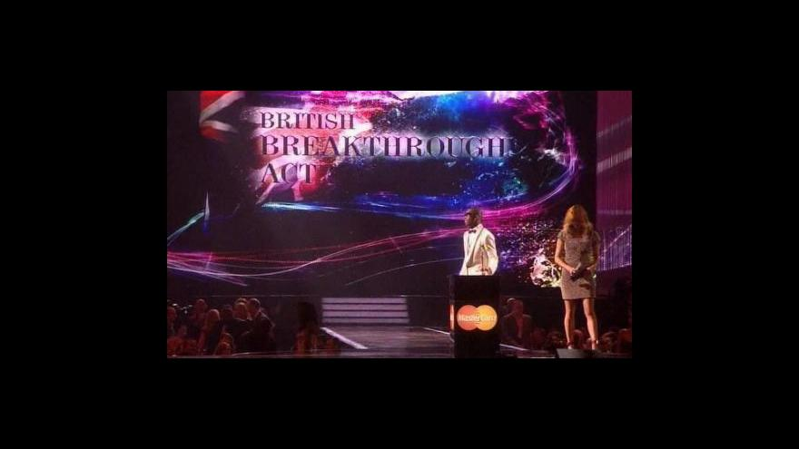 Video Brit Awards 2011