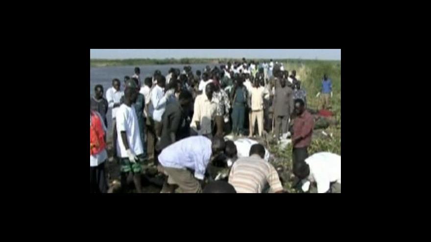 Video Masakr v Jižním Súdánu