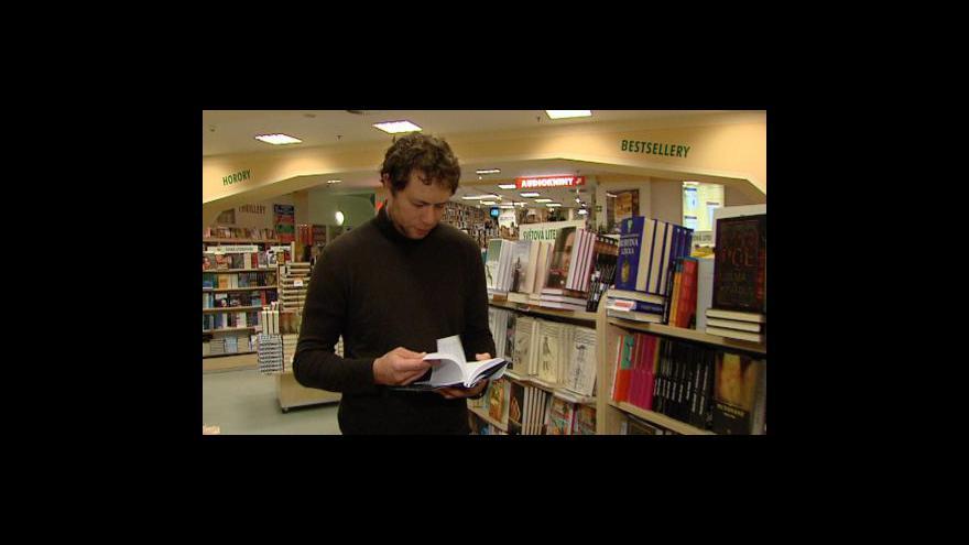 Video Nové knihy komentuje Pavel Mandys