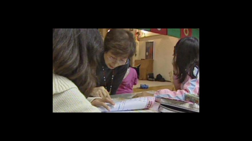 Video V Japonsku roste počet týraných dětí