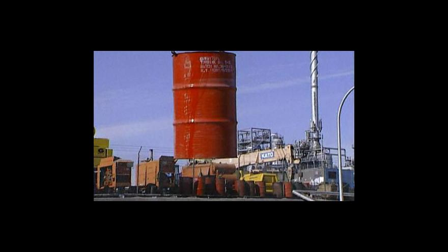 Video Rekordní pokuta pro těžaře