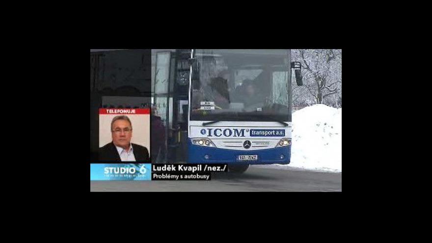 Video Telefonát Luďka Kvapila