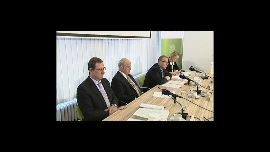 Video TK Tomáše Chalupy k jmenování Jana Stráského ředitelem Šumavy