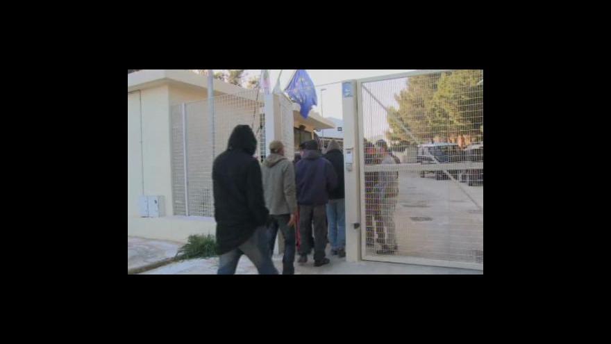 Video Exodus z Tuniska do Evropy