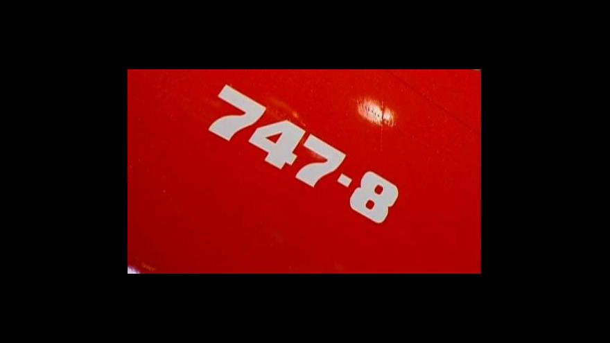 Video Nový Boeing 747