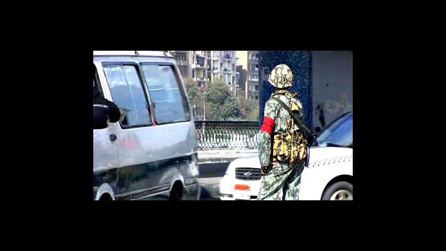 Video Egypt se uklidňuje