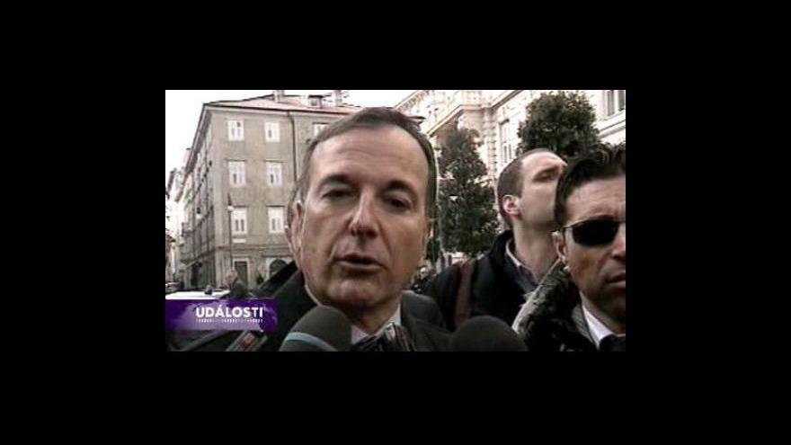 Video Itálie pod tlakem uprchlíků