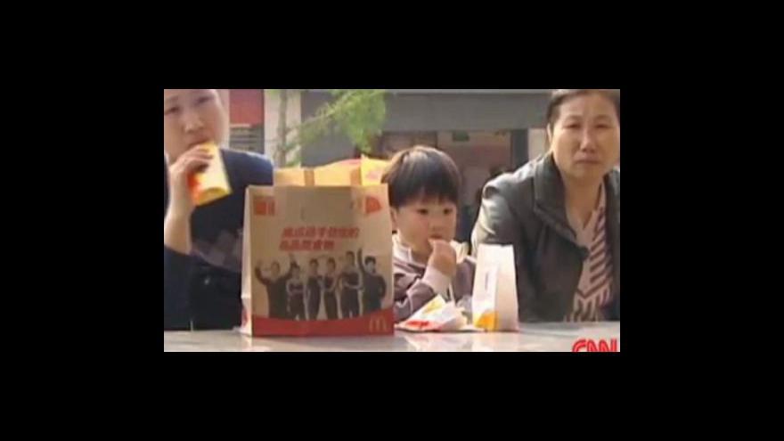 Video Čínská inflace