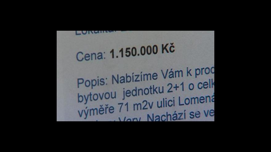 Video Reportáž a vstup Antonína Bruštíka