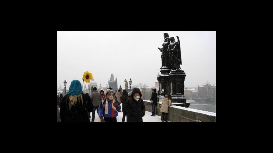 Video Český turismus v roce 2010