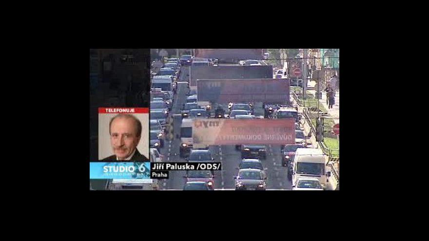 Video Telefonát Jiřího Palusky