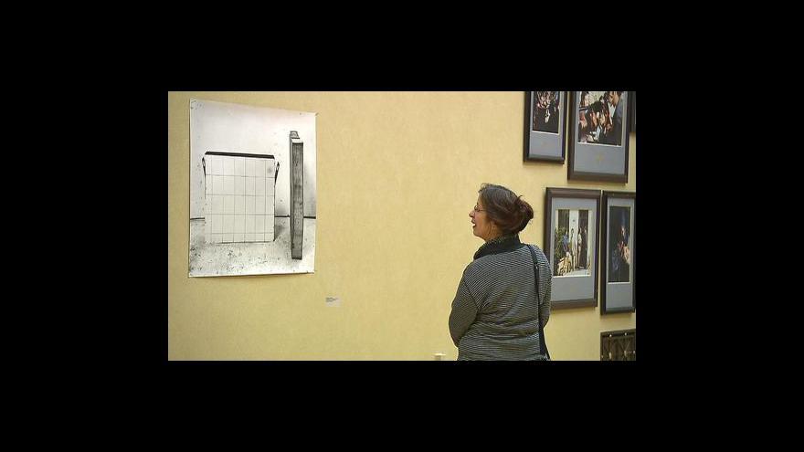 Video O výstavě Mutující médium
