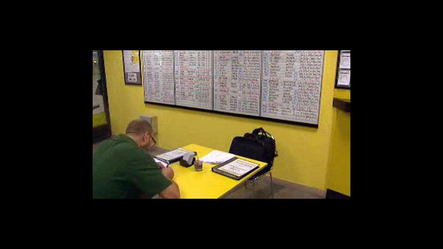 Video Šéf Asociace provozovatelů kurzového sázení Marek Herman