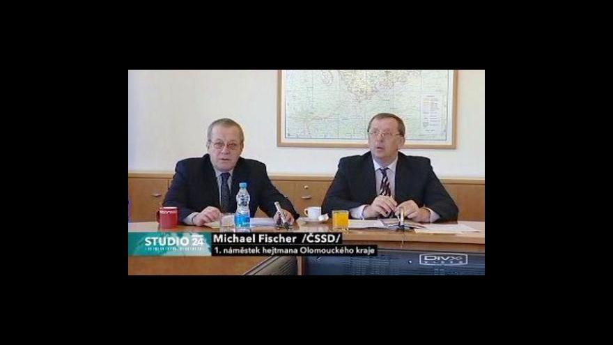 Video Situace v Olomouckém a Libereckém kraji
