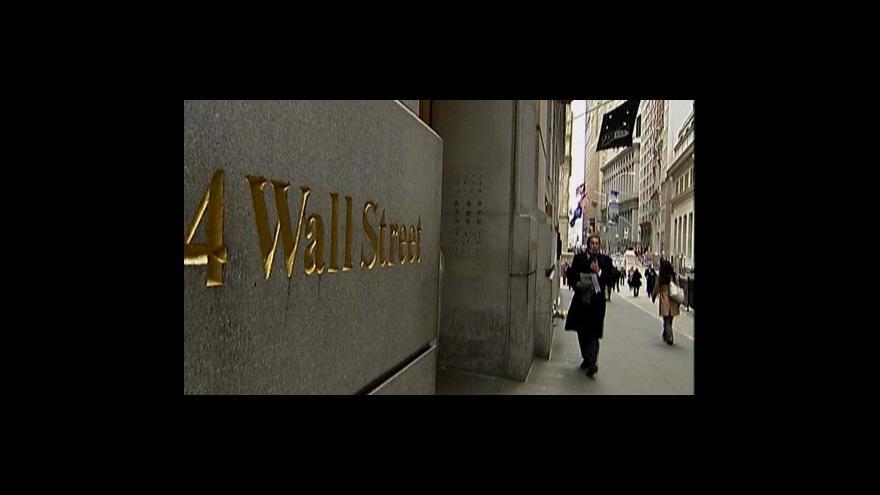 Video Odměny bankéřů