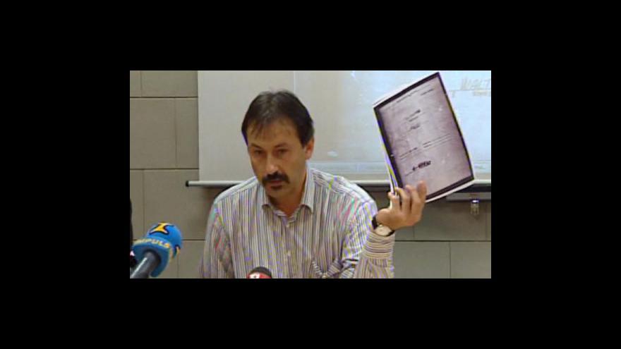 Video Reportáž Pavly Sedliské