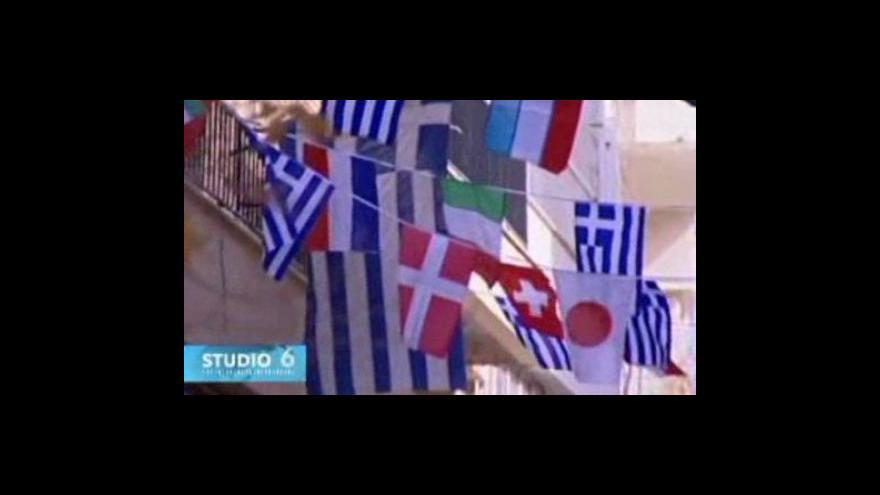 Video Řecký turismus díky událostem v Egyptě profituje