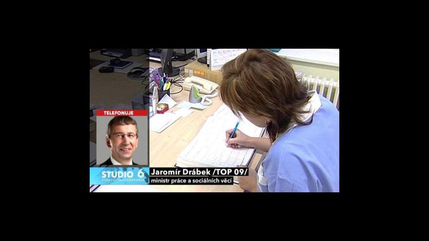 Video Rozhovor s Jaromírem Drábkem