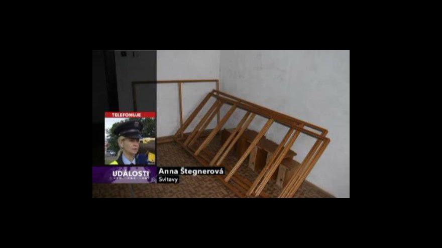 Video Telefonát Anny Štegnerové
