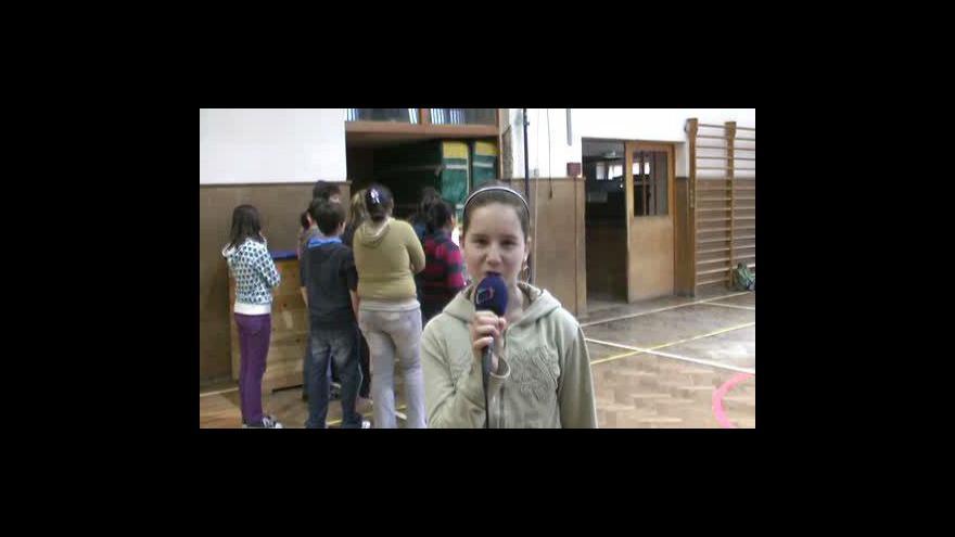 Video Reportáž Kristýny Novotné