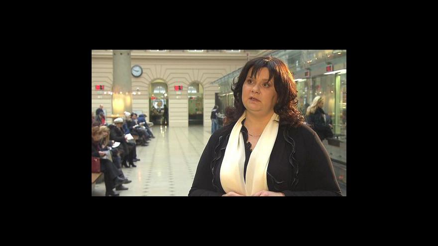 Video Rozhovor s Marcelou Hrdou