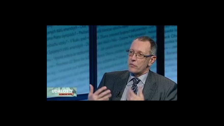 Video Události, komentáře s rakouským filosofem Konradem Liessmannem