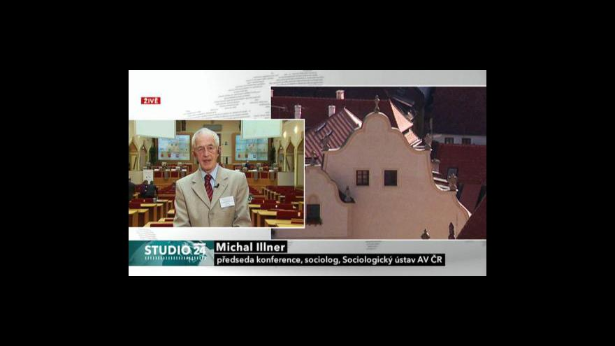 Video Rozhovor s Michalem Illnerem