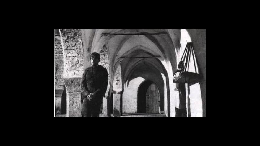 Video Jan Kačer hovoří o Františku Vláčilovi