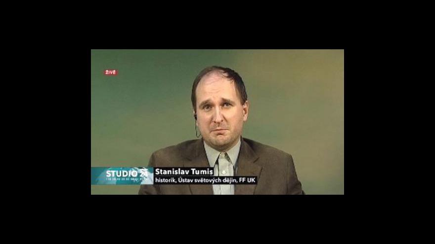 Video Studio ČT24: Situace v arabských zemích