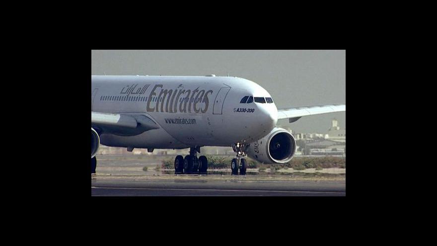 Video Egypt a turbulence na světových trzích