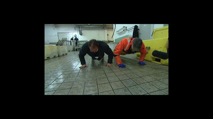 Video Obézní norští rybáři