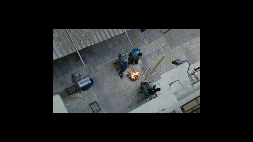 Video Reportáž a vstup Martina Jonáše