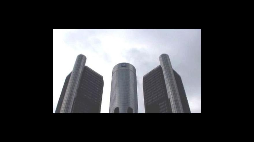 Video GM chce ovládnout Indii